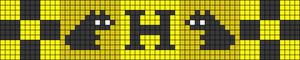 Alpha pattern #50529