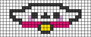 Alpha pattern #50531