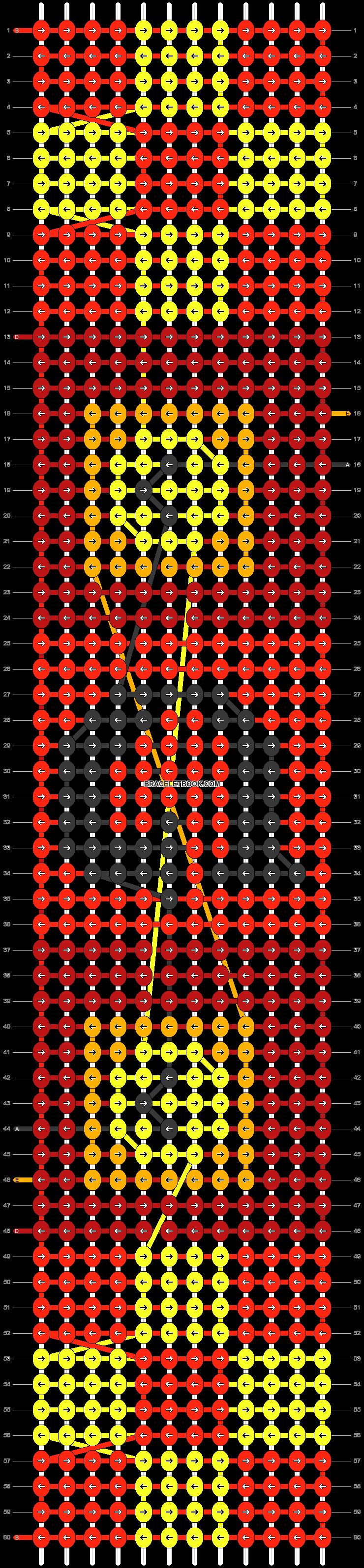 Alpha pattern #50533 pattern