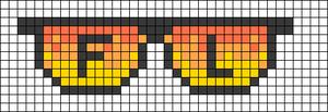 Alpha pattern #50534