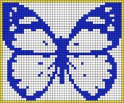 Alpha pattern #50540