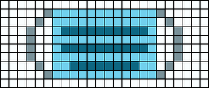Alpha pattern #50550