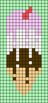 Alpha pattern #50556