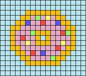 Alpha pattern #50558