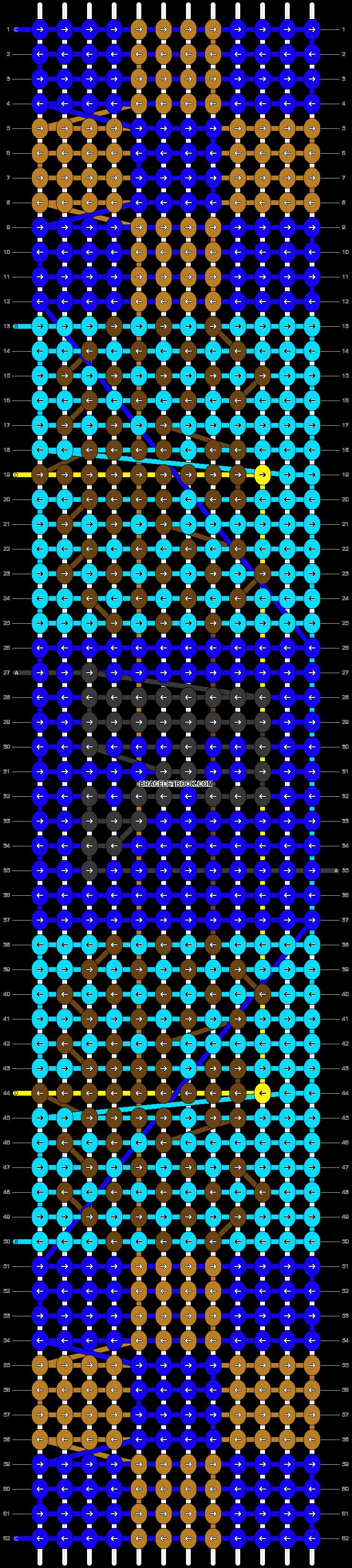 Alpha pattern #50562 pattern