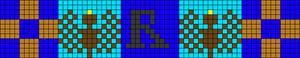Alpha pattern #50562