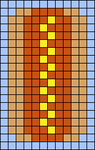 Alpha pattern #50563