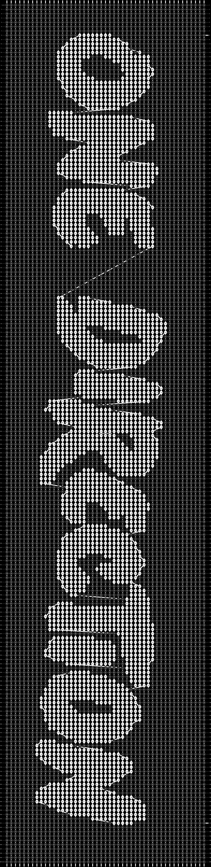 Alpha pattern #50572 pattern