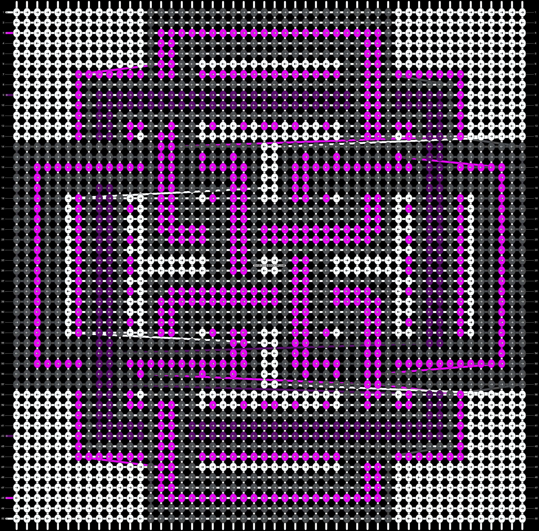 Alpha pattern #50574 pattern
