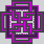 Alpha pattern #50574
