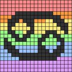 Alpha pattern #50592