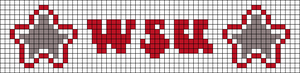 Alpha pattern #50606