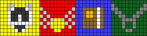 Alpha pattern #50609