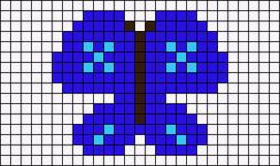 Alpha pattern #50627