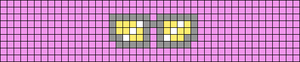 Alpha pattern #50629