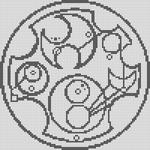 Alpha pattern #50633