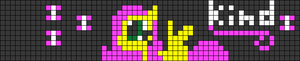 Alpha pattern #50638