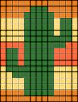Alpha pattern #50641