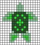 Alpha pattern #50646
