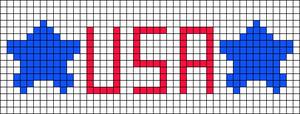 Alpha pattern #50658