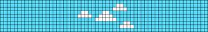 Alpha pattern #50661