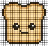 Alpha pattern #50665