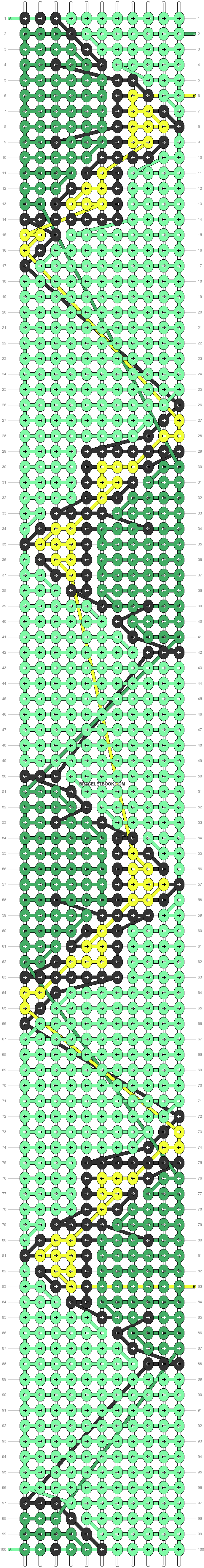 Alpha pattern #50673 pattern