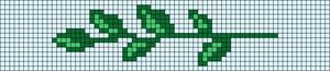 Alpha pattern #50674