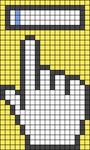 Alpha pattern #50678