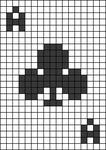 Alpha pattern #50698