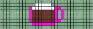 Alpha pattern #50700