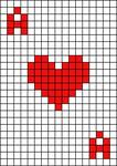 Alpha pattern #50702