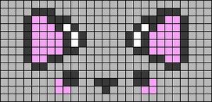 Alpha pattern #50721