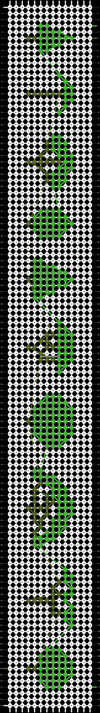 Alpha pattern #50728 pattern