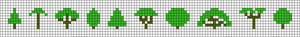 Alpha pattern #50728