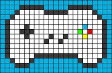 Alpha pattern #50732