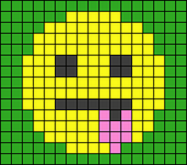 Alpha pattern #50736