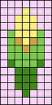 Alpha pattern #50739