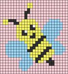 Alpha pattern #50757