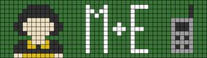 Alpha pattern #50761