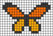 Alpha pattern #50765