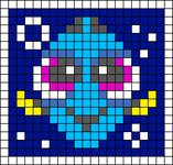 Alpha pattern #50771