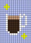 Alpha pattern #50780