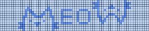 Alpha pattern #50786