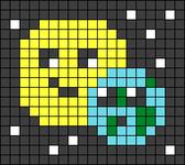 Alpha pattern #50790