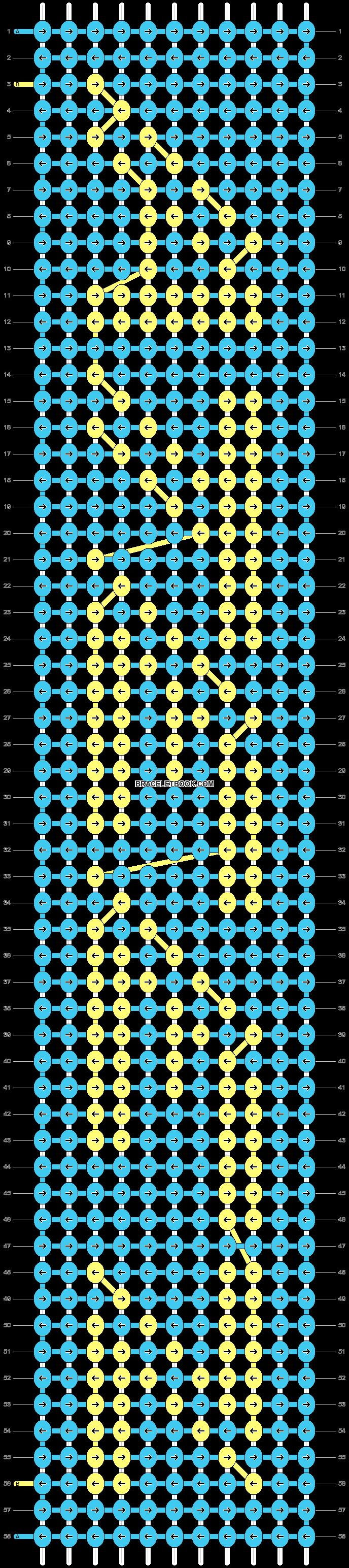 Alpha pattern #50793 pattern