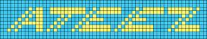 Alpha pattern #50793