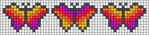 Alpha pattern #50805