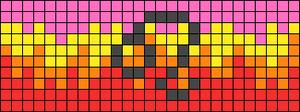Alpha pattern #50822