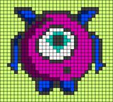 Alpha pattern #50824